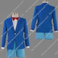 Spedizione gratuita su ordinazione economici conan cosplay da caso chiuso detective conan anime abbigliamento
