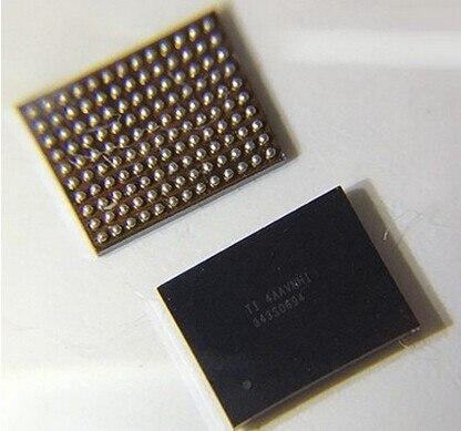 imágenes para 3 unids/lote original nuevo 343s0694 para iphone 6 6 plus 6 p 6g u2402 negro touch pantalla táctil ic chip
