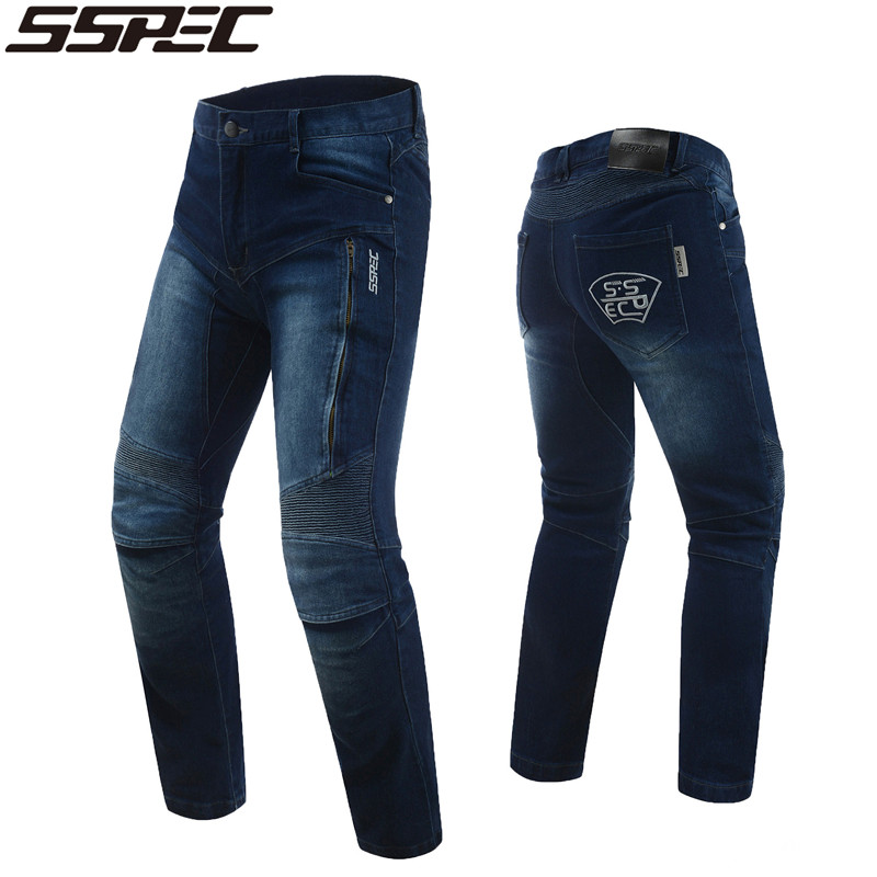 Motorcycle Jeans moto Autocycle Protective Pants Motocross Hip protector moto Trousers Racing CE Knee pads Motorcycle Jeans blue scoyco p043 protective jeans protector rider pants with ce knee moto motorcycle racing leisure oxford fabric trousers
