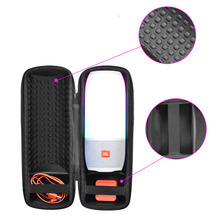 Hot sale Carry Protective Speaker Box Pouch Cover Bag Case For JBL Pulse 3 Pulse3 Bluetooth Speaker-Extra Space for Plug&Cable