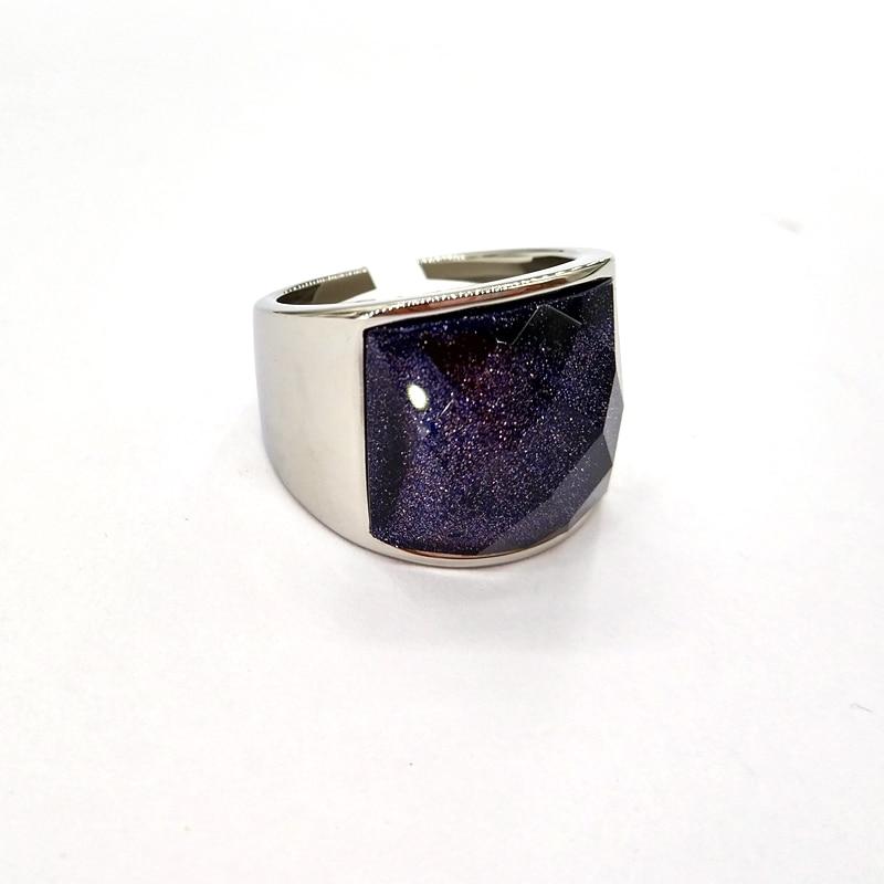 TYME muški prsten sa zvjezdanim - Modni nakit - Foto 2