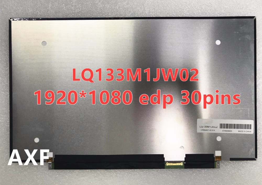 For Portege Z30-A Z30-B R30-A LCD panel - P000606140 LQ133M1JW02 1920*1080