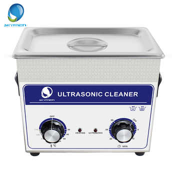 Skymen Knob Type Ultrasonic Cleaner Bath 3L 3.2L 120W 40kHz - DISCOUNT ITEM  39% OFF All Category