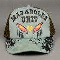 GUNDAM mad anqler unit Cosplay Cap Going Merry charm Costume Baseball cap Adult Blank Snapback Caps Novelty Outdoor Summer Hat