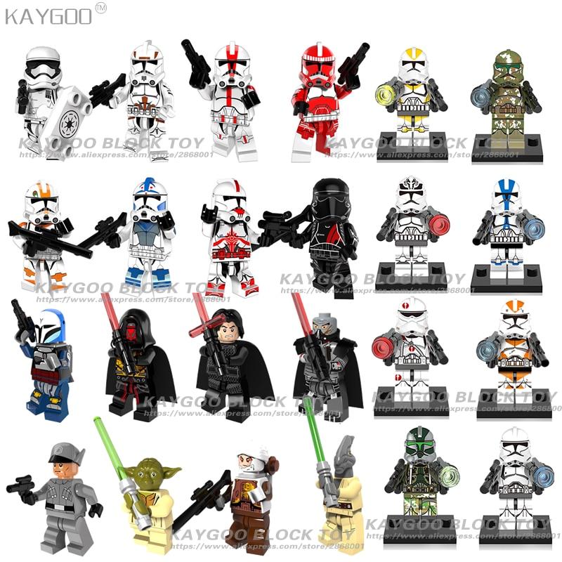 Star Series Space Wars Luke Skywalker Han Solo Imperial