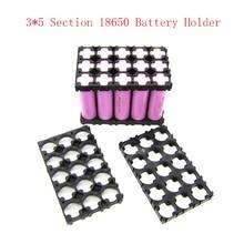 10 Pcs 18650 แบตเตอรี่ Radiating ผู้ถือวงเล็บไฟฟ้ารถของเล่น