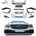GLC Car Styling PP Bumper Body Kits for Benz GLC 2016