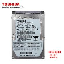 TOSHIBA Brand 80GB 2.5