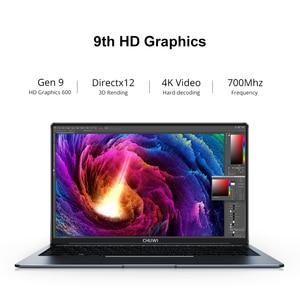 Image 2 - CHUWI LapBook Pro 14.1 Inch 1920*1080 Intel Gemini Lake N4100 Quad Core 8GB 256GB SSD Windows 10 Laptop with Backlit Keyboard