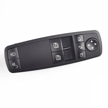 Interrupteur principal de fenêtre électrique convient pour Mercedes Benz W169 A160 A180 W245 B200 A1698206510