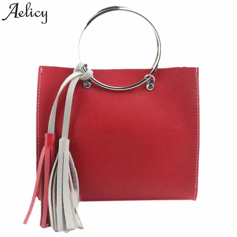 Aelicy luxury Fashion Tassel Women Shoulder Bags Large Capacity Casual Leather Women High quality Handbag Crossbody BagsAelicy luxury Fashion Tassel Women Shoulder Bags Large Capacity Casual Leather Women High quality Handbag Crossbody Bags