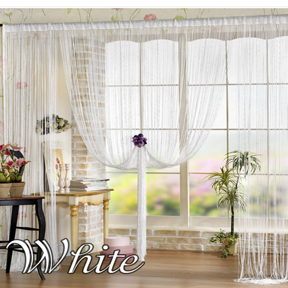1 Pc Extra Wide Window Curtain Home Decor Lined Curtains