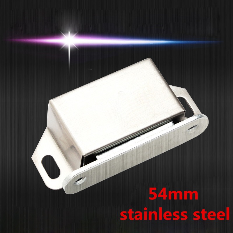cabinet cupboard door latch magnetic door catch holder catch wardrobe stainless steel