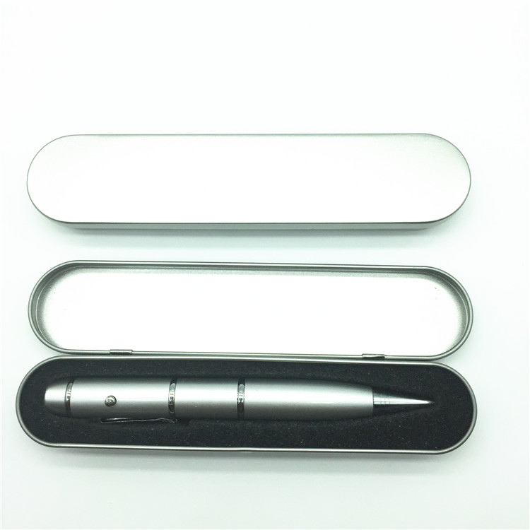 Hoge Snelheid USB 3.0 Hot balpen model Laserlicht usb flash pen drive - Externe opslag - Foto 2