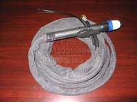 Consumable Torch P80 Straight Torch CNC Machine Use 12feet 12pcs Tip Electrode Shield Cup Plasma