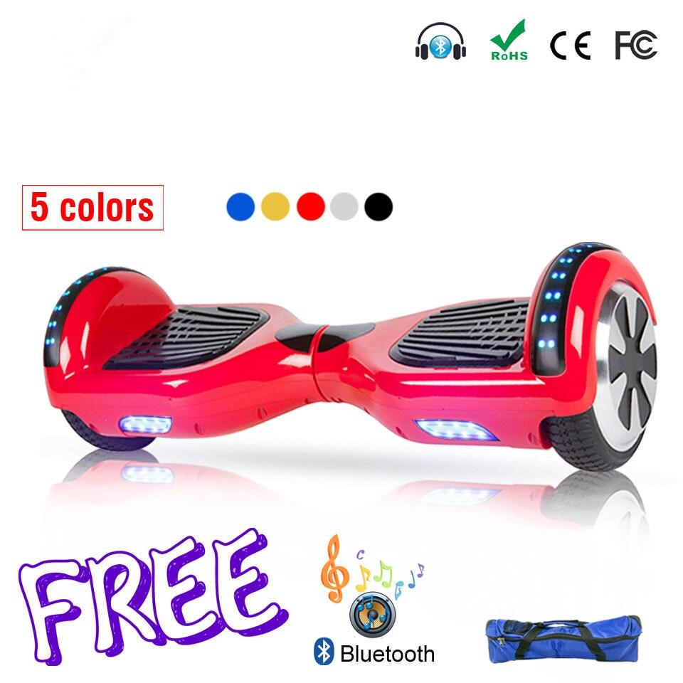 Roue auto équilibrage 10 Polegadas Hoverboard Scooter électrique monocycle Hoverboard Electrico Volante Balance intelligente
