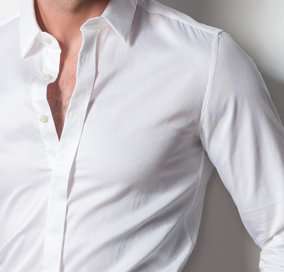 Revers Chemise Le Hommes Bal Fabrication Haute Style De Qualité Formelles Robe Marié Top Classique Occasions CqS4Z4