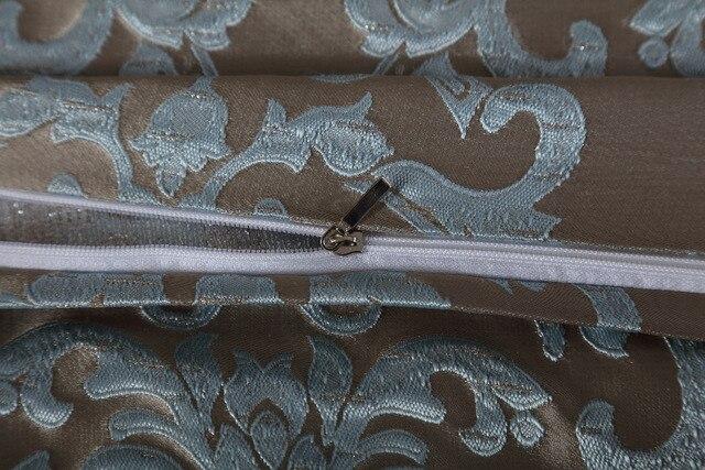 Firfly jacquard Commerci All'ingrosso del tessuto Cuscino cuscino Giallo Grigio Cuscino della copertura floreale Decorativo Per La Casa 45x45 cm/50 * 50 cm