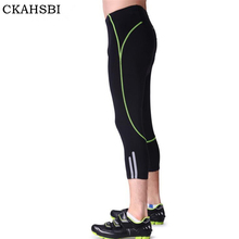 CKAHSBI Bicycle Tights Pant A Bike Reflective Safe Trousers Gel Padded MTB  Mens Spring Bicycle Accessory dc38805d1