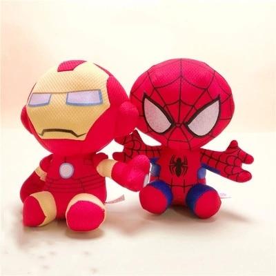 TY Marvel Beanie Baby Spider Man 407ca452735