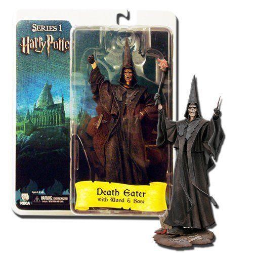 Harry Potter série 1 figurine Action tête de mort Deatheater figurine 7 pouces-NECA ARTICLE NEUF SOUS BLISTER, ENVOI RAPIDE