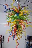 Wohnkultur Türkische Lampe Hand Geblasen Farbige Glas Kronleuchter Lichter