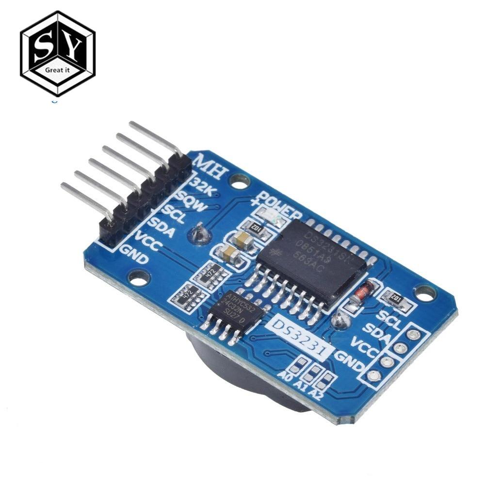 Модуль прецизионных часов DS3231 AT24C32 IIC, модуль DS3231SN для модуля памяти Arduino