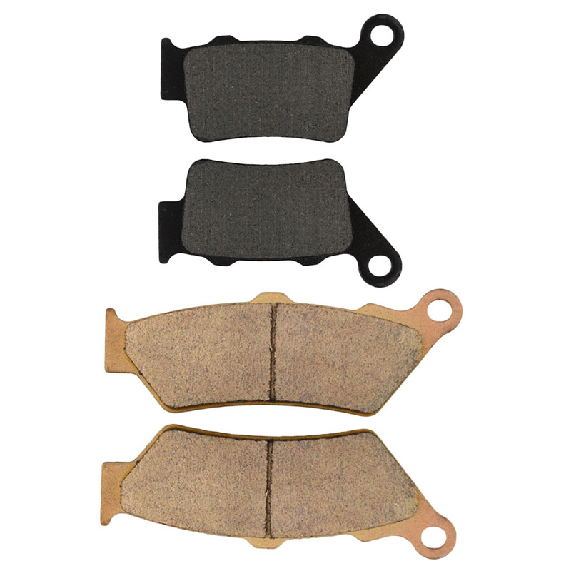 Motorcycle Front and Rear Brake Pads for APRILIA STREET BIKES Pegaso 650 ie 2001-2004 motorcycle front