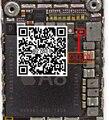 20 шт./лот для iPhone 6 для iphone6 6 плюс жк-подсветка подсветка диод D1501