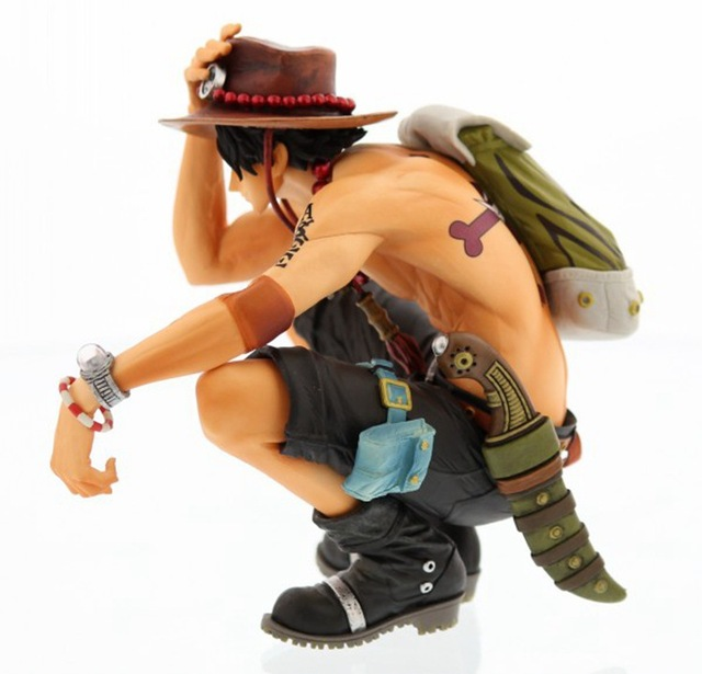 One Piece Portgas D. Ace Figura de Acción Coleccionable