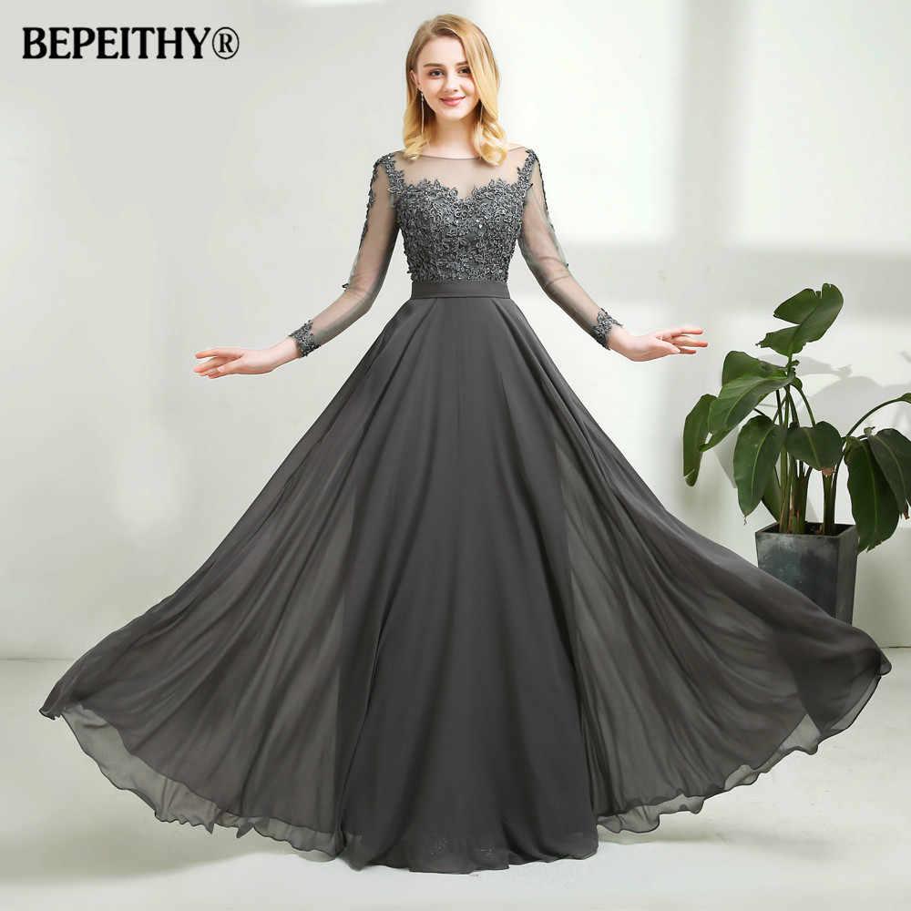 a11310e22c2 Подробнее Обратная связь Вопросы о Праздничное платье Серый шифон ...