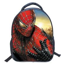 Children s Gifts Kindergarten Boy Backpack Cartoon Spiderman Baby Children School Bags For Girls Kid Backpacks