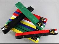 TaeKwonDo Belt Karate Martial Arts Belts 8 Color Solid Belts All Sizes