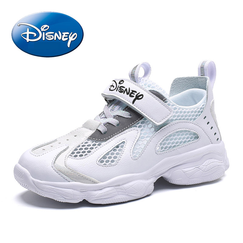 Disney Boys Girls Shoes Autumn Sneakers 2019 New Fashion Trainers Outdoor Shoes Black Breathable Cute Kids