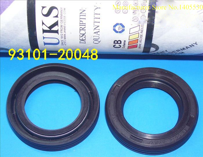 Free shipping Boat Engine Qaulity  Part  shaft oil seal for Yamaha New Model Outboard Motor 2 stroke 15 HP