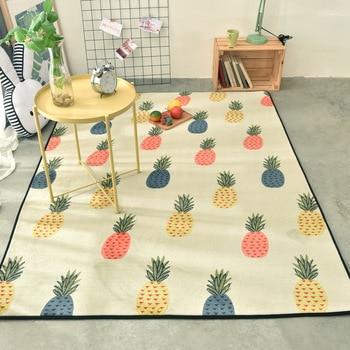 Современный модный супер мягкий бархатный утепленный коврик для ковров, прикроватный коврик, напольный коврик для молитвенного салона, дом