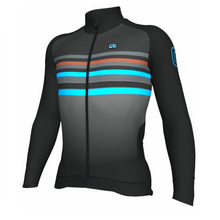 2018 new ALE cycling jersey Long sleeve mtb bicycle sportswear men's Quick dry Breathable Spring cycling clothing ciclism A26