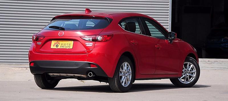 Axela Mazda3 TPMS 9 5