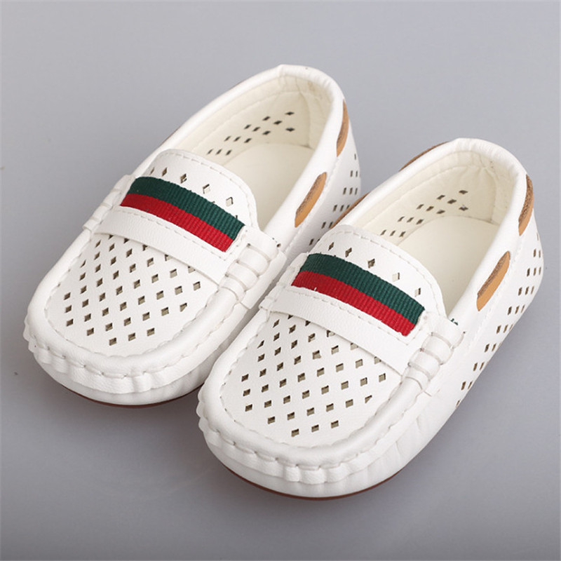38b485888c US $32.48 |2018 New Autumn Children Shoes Boys Sneakers Toddler Leather  Baby Boys Loafers Casual Shoes Breathable Kids Boys Sports Shoes-in  Sneakers ...