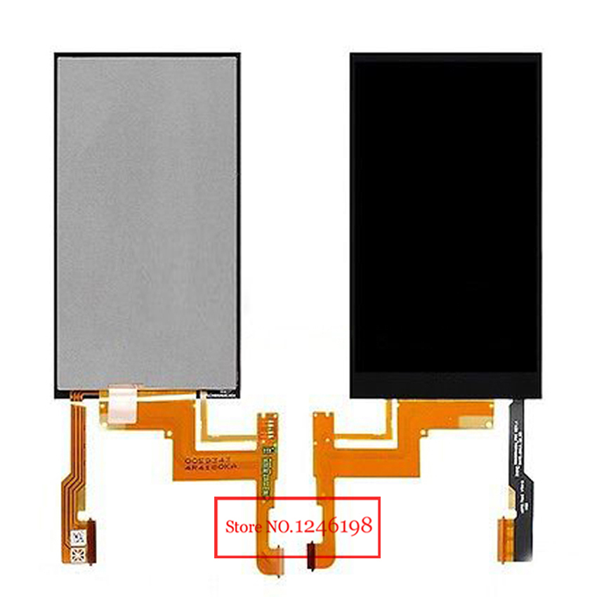 все цены на  100% GOOD Working Full LCD Display+Touch Screen Digitizer Assembly For HTC One E8 Mobile Phone Repair Parts  онлайн