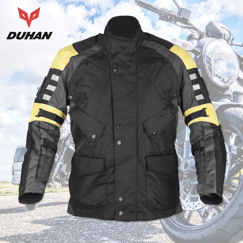 DUHAN Motorjas Heren Motocross Warm Houden Off-Road Moto Jack - Motoraccessoires en onderdelen - Foto 1