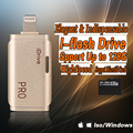 i-Flash Drive Micro SD Memory Card Reader USB Cable and APP to Add Extra Storage for iPhone iPod iPad Mac and PC
