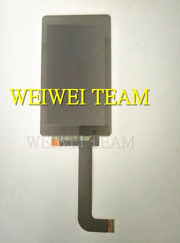 5.5 pouces 2 k LCD module LCD écran affichage et verre protecteur film de protection pour Wanhao duplicateur 7 3D imprimante assemblée assembler