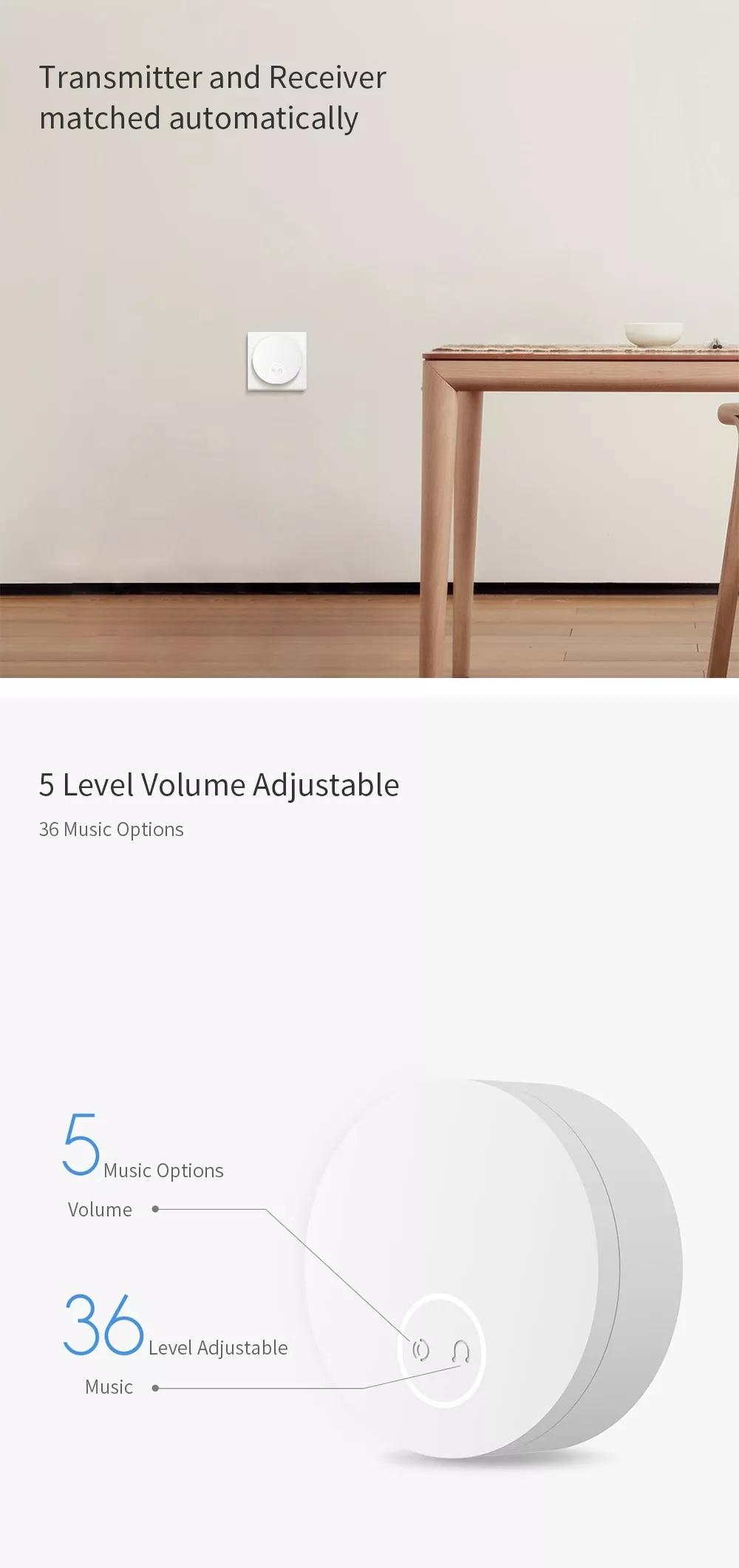 Xiaomi mijia linptech wifi auto-geração de energia