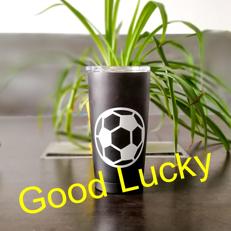 20pcslot free shipping ready to ship 20OZ Stainless Steel Powder Coated Sport Tumblers