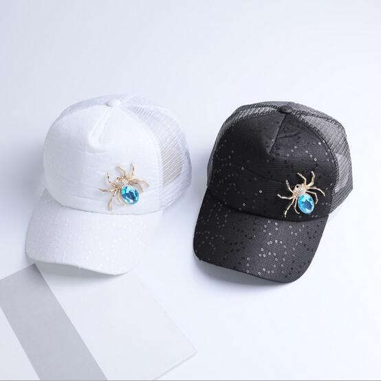 womens baseball caps with bling female women diamond font rhinestone hat ladies