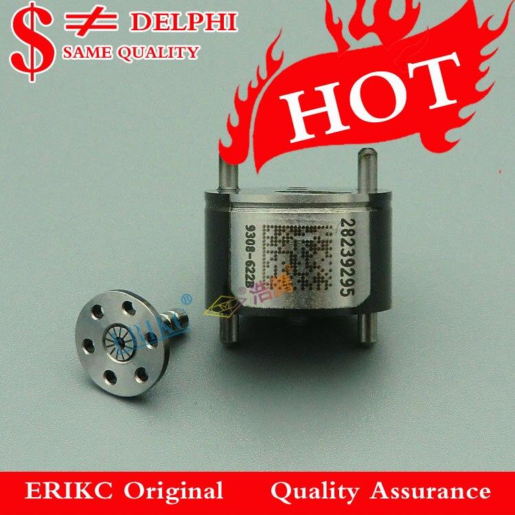 D'origine ERIKC 9308-622B (28239295) injecteur à rampe commune vanne 9308z622B 6308-622B 9308 622B (28278897) pour Ssangyong KIA