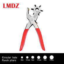 Puncher Plier Setter-Tool Leathercraft Eyelet Belt-Hole-Punch Sewing-Machine-Bag Watchband