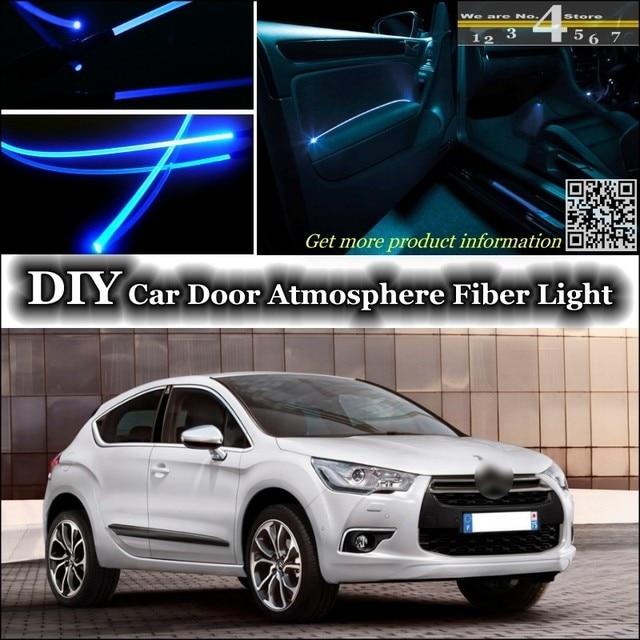 Für Citroen DS4 DS 4 innen Umgebungslicht Tuning Atmosphäre Fiber ...