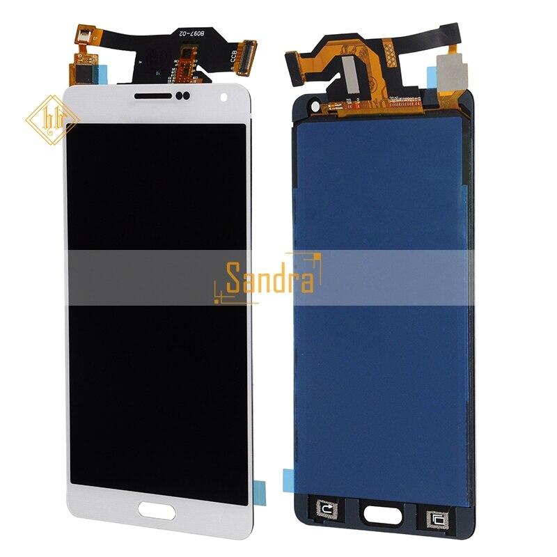 1 pcs A7 Écran Lcd Avec Écran Tactile Digitizer HH Pour Samsung Galaxy A7 2015 lcd A700 affichage A700F A700K LCD avec outils